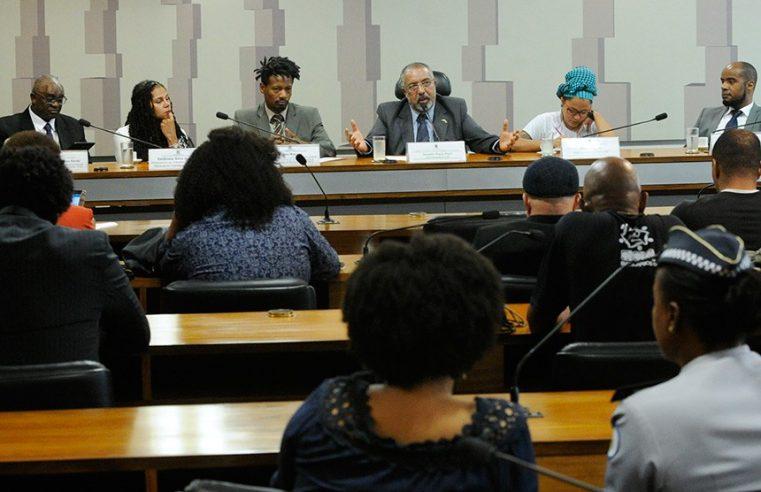 A representação do preto (a) na política brasileira
